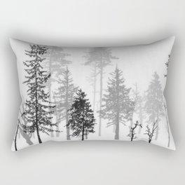 Dark and Deep Rectangular Pillow