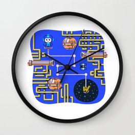 Overworld: Crash Wall Clock