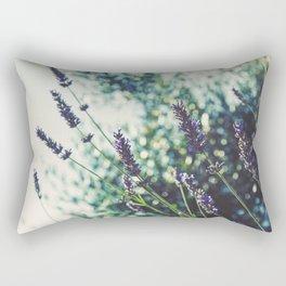 Field of Flowers 10 Rectangular Pillow
