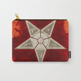 Symbols of the Occult Carry-All Pouch