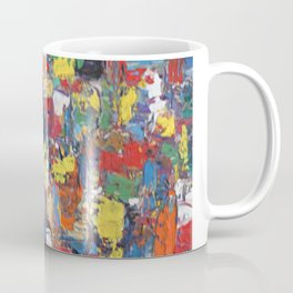 Colorful Ewe Coffee Mug