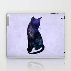 Galactic Cat Laptop & iPad Skin