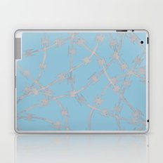 Trapped Ice Blue Laptop & iPad Skin