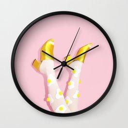 Leggs Wall Clock