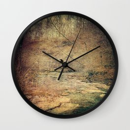 Forever Dreamin' The Dream Wall Clock