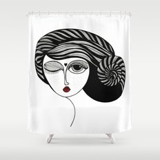 NOLA Shower Curtain