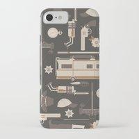 walking dead iPhone & iPod Cases featuring The Walking Dead by Tracie Andrews