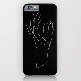 B-Ok iPhone Case