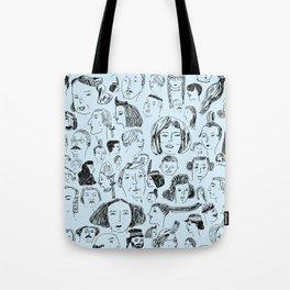 hair styles Tote Bag