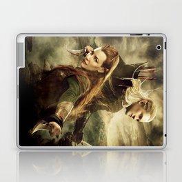 Elven Warriors Laptop & iPad Skin