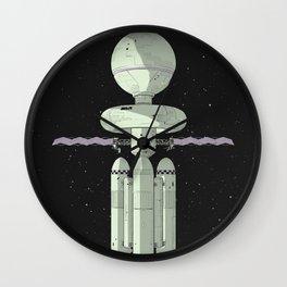 Tales of Pirx the Pilot Wall Clock