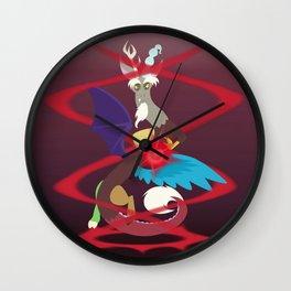 Magic Circle: Discord Wall Clock
