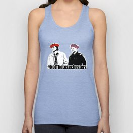 Not The Losechesters Unisex Tank Top