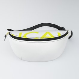 Pancakes Graphic, Breakfast & Food Design Fanny Pack