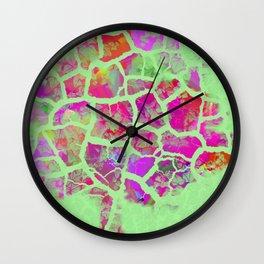 toj-6 Tree of Joy Wall Clock