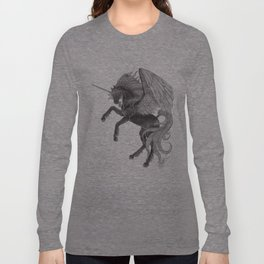 Storm Alicorn Long Sleeve T-shirt
