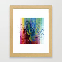 It's your turn (2015-01-27) Framed Art Print