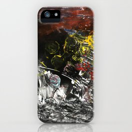 Let it out iPhone Case