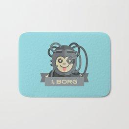 I, Borg Bath Mat