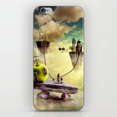The place to be iPhone & iPod Skin