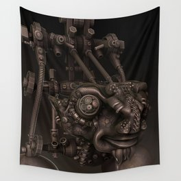 Dr Plugs Wall Tapestry