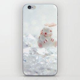 The Journeying Rabbit II iPhone Skin