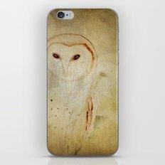 Who am I? iPhone & iPod Skin