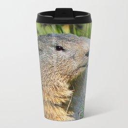 Groundhog Metal Travel Mug