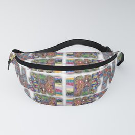 INFP Pattern 2 Fanny Pack