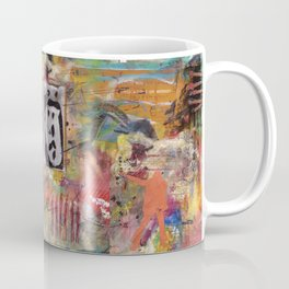 On 50 Brain Cells Coffee Mug