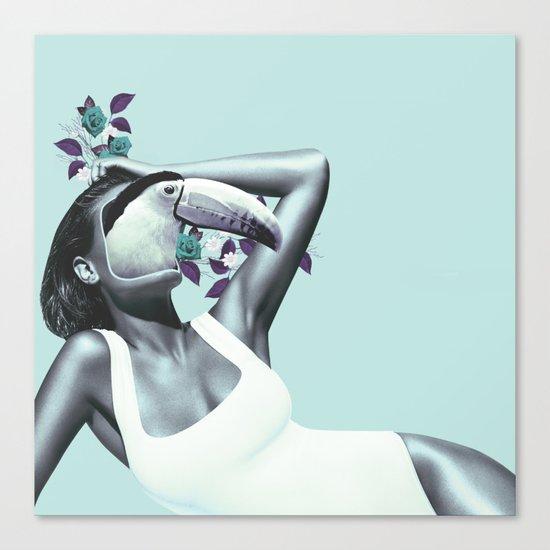 Soap Stroker Canvas Print
