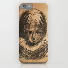sad girl Slim Case iPhone 6s
