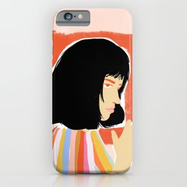 You're gonna be a lady soon iPhone Case