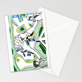 Unify in Peace Stationery Cards