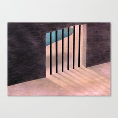 I don't know the way out Canvas Print