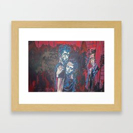 Well Wisher Conflict | 2016 Framed Art Print