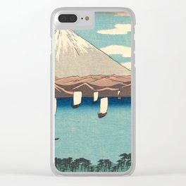 Ejiri Clear iPhone Case