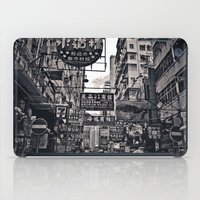 china iPad Cases featuring China Town by Chad Madden