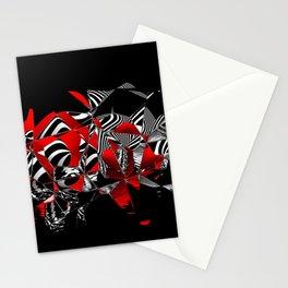 broken light -2- Stationery Cards