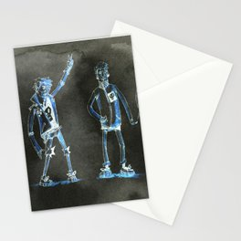 Biography of a rocker Stationery Cards