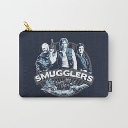 Smugglers Three Carry-All Pouch
