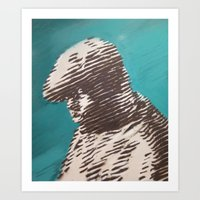 notorious Art Prints featuring Notorious  by Delton Demarest