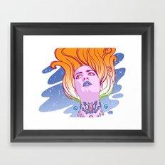 Fantasea Framed Art Print