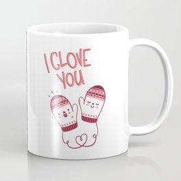 I glove you Coffee Mug