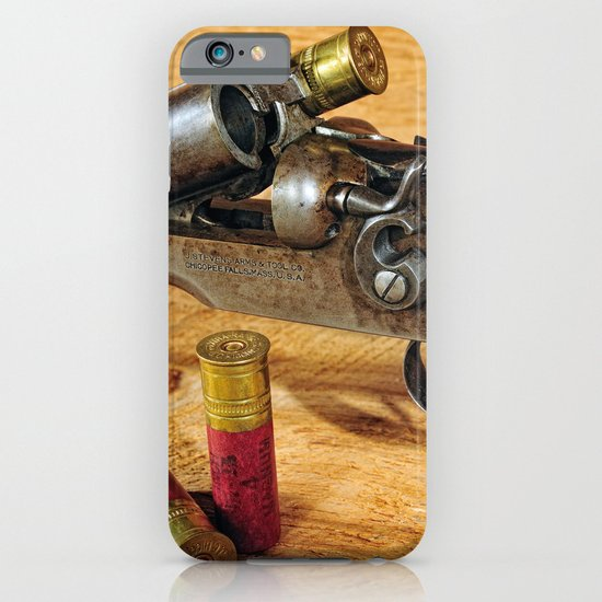 Double Barrel  iPhone & iPod Case