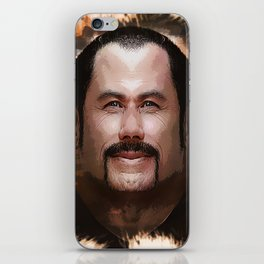 John Travolta - Caricature iPhone Skin