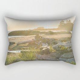 Tofino, British Columbia Rectangular Pillow