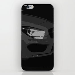 Elegant car iPhone Skin