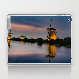 Dutch Wind Mills Laptop & iPad Skin