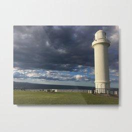 Wollongong Head Lighthouse, NSW, Australia Metal Print
